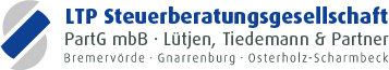 Bild zu LTP Steuerberatungsgesellschaft PartG mbB Lütjen, Tiedemann Partner in Gnarrenburg