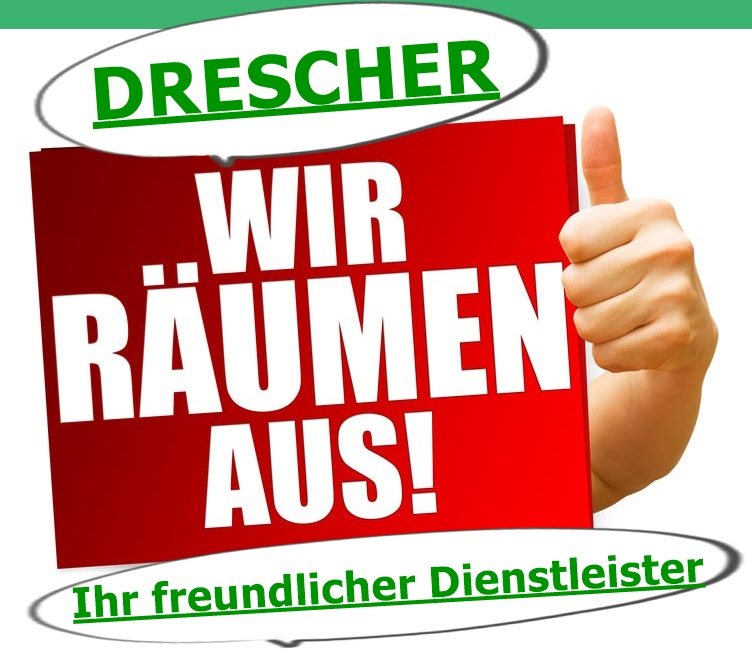 e628e59e91e745 ➤ Drescher Haushaltsauflösungen 06808 Bitterfeld-Wolfen-Holzweißig ...