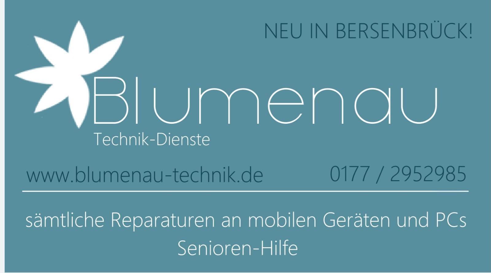 Bild zu Blumenau Technik-Dienste in Bersenbrück