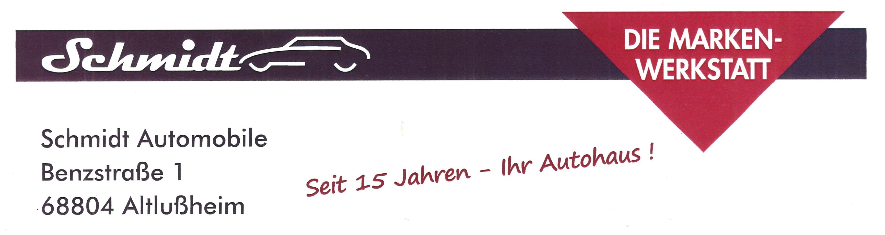 Bild zu Schmidt Automobile in Altlußheim