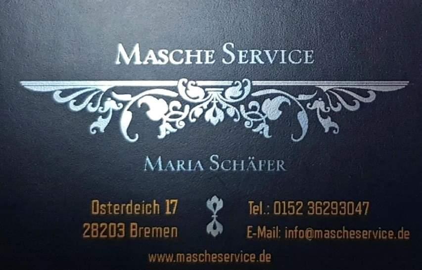 Logo von Masche Service - Maria Schäfer