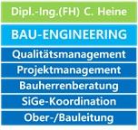 Bild zu Heine C., Dipl.-Ing.(FH), BAU-ENGINEERING & SiGe-KOORDINATION in Bollschweil