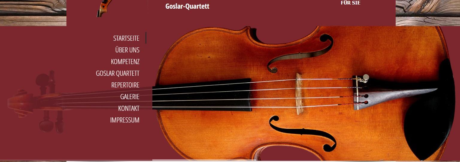Musikstudio Nordharz, Goslar-Quartett