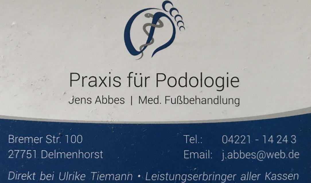 Praxis für Podologie Jens Abbes