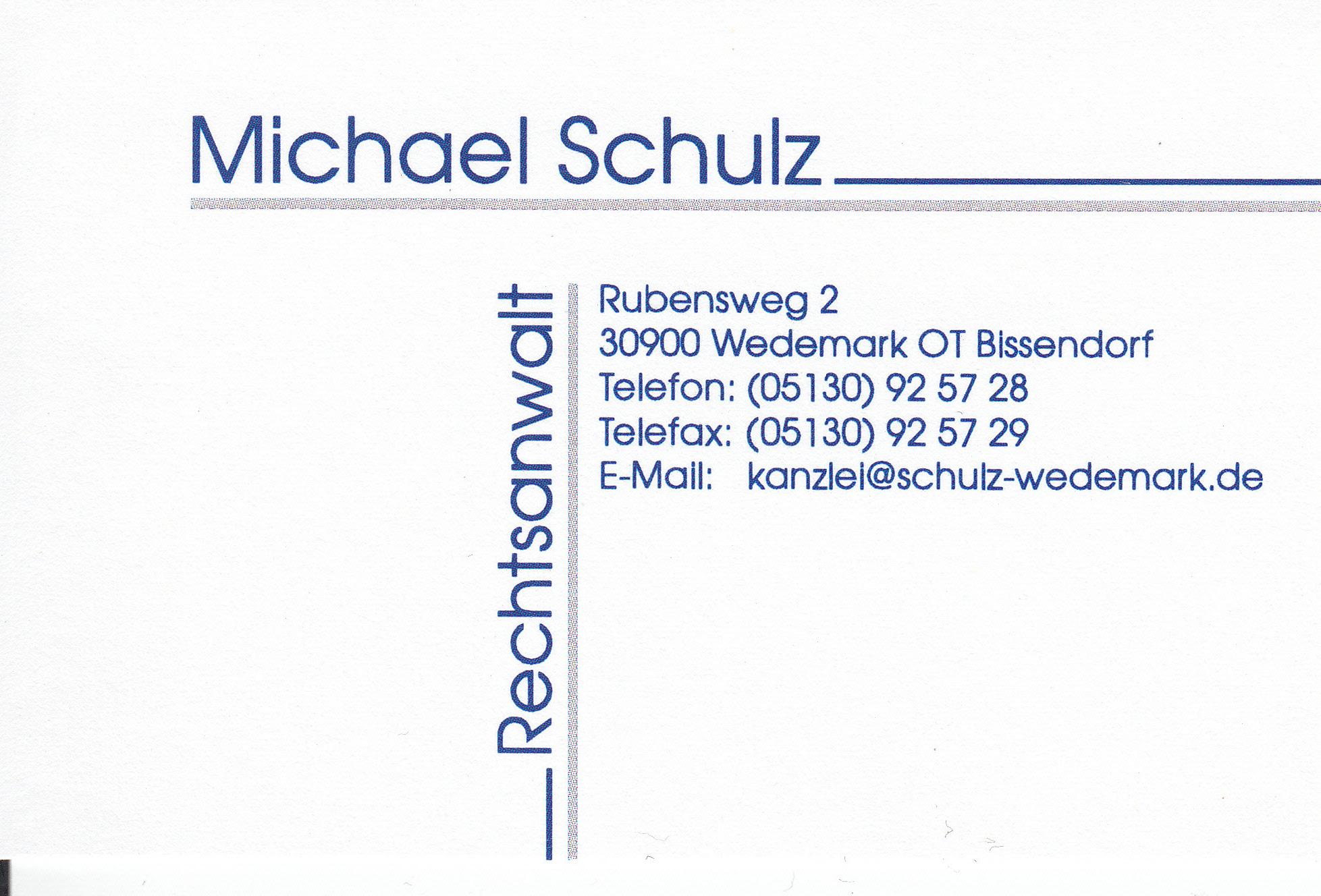 Schulz Michael